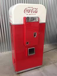 Vendo Vending Machine Company Unique Vendo Coca Cola Vending Machine 48 Aces Speed Shop