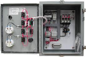 sprecher schuh combination starter custom control panel click to enlarge view combination starter