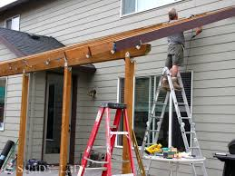 build a flat roof porch patios ideas roof patio ideas flat roof overhang