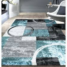 for turquoise and gray area rug grey yellow