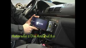 Universal <b>Autoradio 2</b> Din Android 8.0 Review (Installation and ...