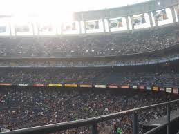 Sdccu Stadium Club Level Sideline Football Seating