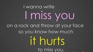 Miss U Quotes Stunning I Miss You Quotes For Him And For Her QuotesHunter