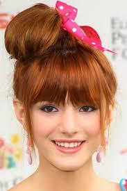 Cute Messy Bun Hairstyles 2013 - Cute-Messy-Bun-Hairstyles-2013