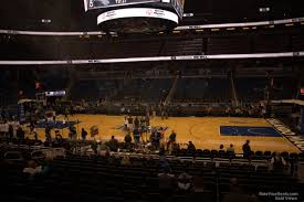 Amway Center Section 105 Orlando Magic Rateyourseats Com
