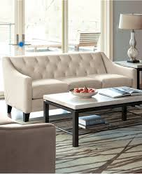 Tufted Living Room Chair Chloe Velvet Tufted Sofa Only At Macys Couches Sofas