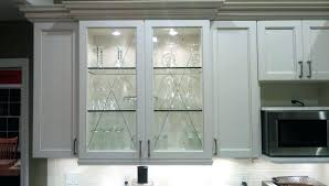 kitchen cabinet glass inserts leaded kitchen cabinets