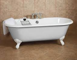 image of extra large bathtubs on vintage style