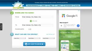 Trip Planner Gas Cost Welcome To Costtodrive Com Cost 2 Drive Trip Planner And