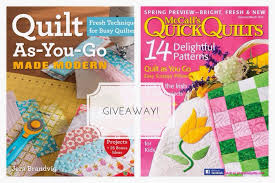 Quilt as you Go | Quilting in the Rain | Page 4 & First, McCall's Quilting is hosting a giveaway over at their blog,  www.McCallsQuilting.com. They are giving away 3 copies of my book, Quilt As- You-Go Made ... Adamdwight.com