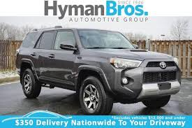 Used Toyota 4Runner for Sale in Charlottesville, VA | Edmunds