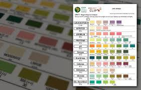 Urine Stick Colour Chart Creating Urine Dipstick Colour Charts Natsuko Hayashida
