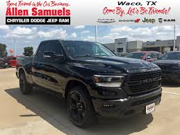 New 2019 RAM All-New 1500 Big Horn/Lone Star Quad Cab in Waco ...