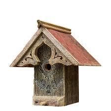 Birdhouse English Cottage Birdhouse Barns Into Birdhouses