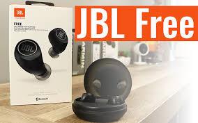 Wireless Earbud Comparison Chart Jbl Free Review True Wireless Earbuds Rizknows