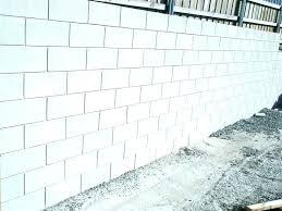 painting block wall basement block wall ideas decorating with cinder blocks decorating cinder block walls concrete block wall ideas basement block wall