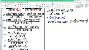 label to addition and subtraction of algebraic fractions worksheet photo hard balancing equations very chemical
