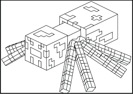 Minecraft Color Page Colouring Pages Minecraft Steve And Alex