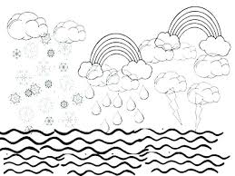 Water Cycle Coloring Pages Elegant Photography Days Creation