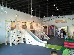 photo of circus play cafe vancouver bc canada indoor play structures