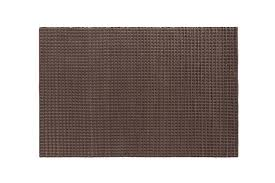 Tappeto Tessuto A Mano : Tappeto moderno a tinta unita in lana rettangolare d