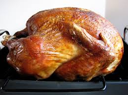 Perfectly Moist Convection Oven Roasted Turkey
