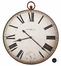 oversized gallery pocket watch wall clock 625647