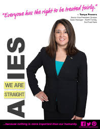 jacksonville we are straight allies tanya powers is a senior vice president division s manager for the north florida division in this role mrs powers is responsible for driving
