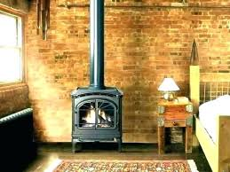 fireplace starter gas wood burning pipe home depot