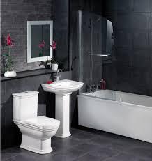 Black And White Bathroom Decor Bathroom Wall Decor Astounding Black And White Bathroom Decor With