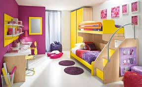 Complementary Colour Scheme bedroom