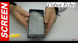 Cubot Echo <b>Touch screen replacement</b> - YouTube