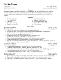 Resume For Construction Worker Construction Worker Resume Samples Construction Worker Resume Sample