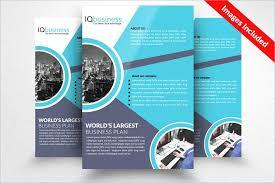 Free Editable Tri Fold Brochure Template Luxury Travel Magazine