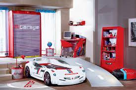 Car bed kids bedroom - Turbo Car Bed GT modern-kids