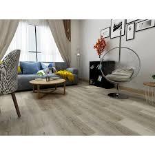 green touch flooring rigid vinyl flooring lvt 48x7 somerset sf508 room scene with blue sofa