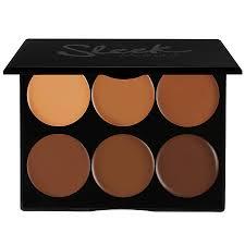 sleek makeup cream contour kit dark0 42 oz
