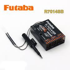Оригинальный <b>Futaba</b> 14-<b>канальный</b> S.Bus2 2,4G FASSTest ...