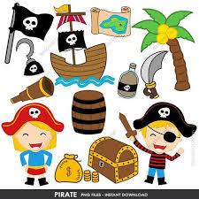 Pirate Clipart, Cute Pirates Clip Art, Pirate Boy Girl Clip Art, Pirate  Birthday Invitation, Scrapb…   Pirate clip art, Pirate birthday  invitations, Pirate birthday