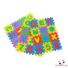Bình luận Bộ Đồ Chơi Xếp Hình Bằng Xốp Hình Chữ Cái Và Số Nhiều Màu Cho Trẻ  Em