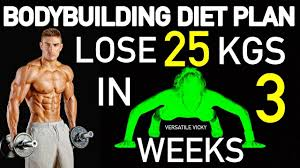 Gymers Diet How To Lose Weight Fast 25 Kgs In 3 Weeks