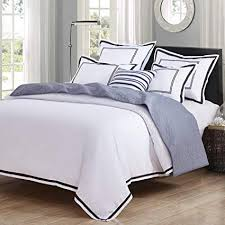 elegant duvet covers. Modren Elegant Hotel Luxury 3pc Duvet Cover Set Elegant WhiteBlack Trim Quality  Design And Covers G