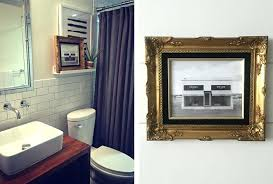 guest bathroom wall decor. Wall Decor Ideas For Bathrooms 1 Decorative Shelf Guest Bathroom R