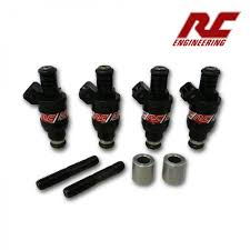 Toyota Injector Size Chart Mcg Autostyling Rc Engineering Saturated Injectors Sl4
