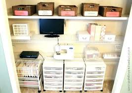 turn closet into office bookshelf closet storage office closet storage ideas turning closet into office space