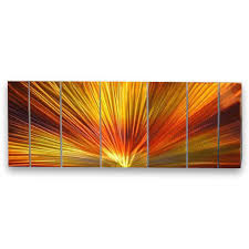orange wall art design inspiration orange wall art  home decor ideas