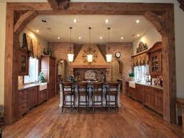 Rustic Looking Kitchens Innovative Rustic Style Kitchen Designs Cool Gallery Ideas 4406
