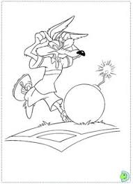 Small Picture coyote looney tunes coloring pages Coloring page Pinterest