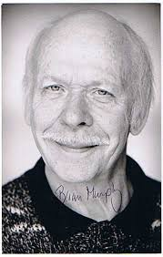 BRIAN MURPHY (George and Mildred and Last of the Summer Wine): We sent a letter and stamped addressed envelope to Saraband asking for Brian's autograph. - brianmurphy