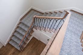 patterned stair carpet. Hardwood Patterned Stair Carpet N